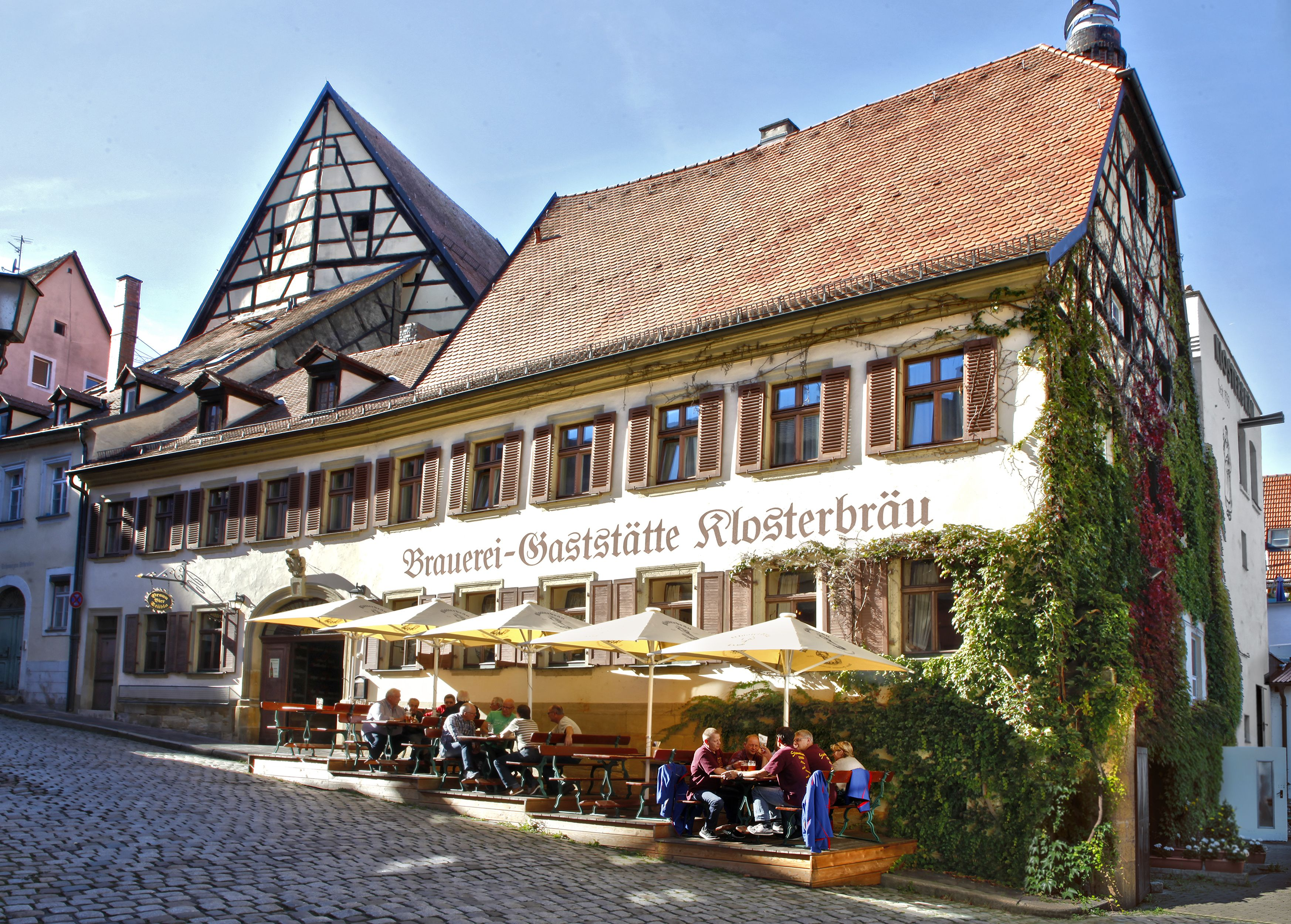 Klosterbraeu Bamberg